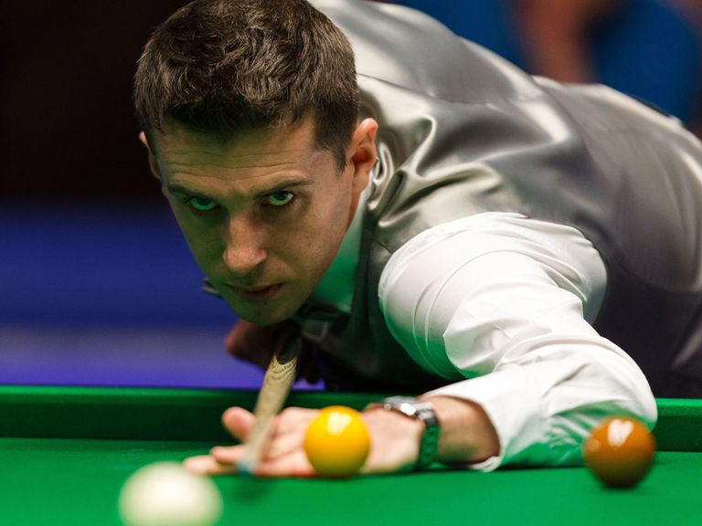 Mark Selby: Wants to be back at the top