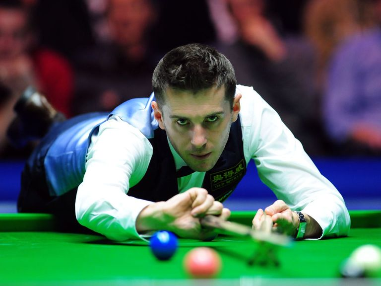 Selby: Booked his place in the York final