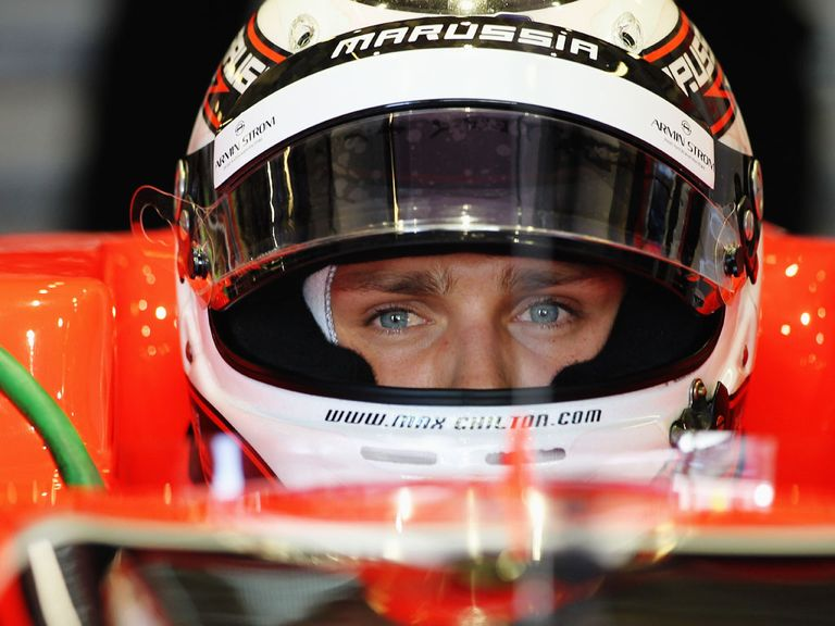 Chilton: Will drive for Marussia in 2013