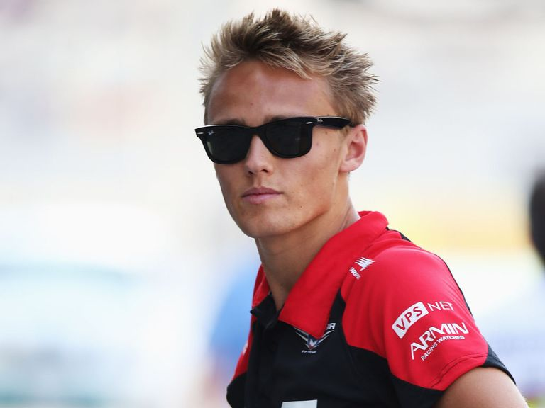 Max Chilton: Wants to make the most of his opportunity
