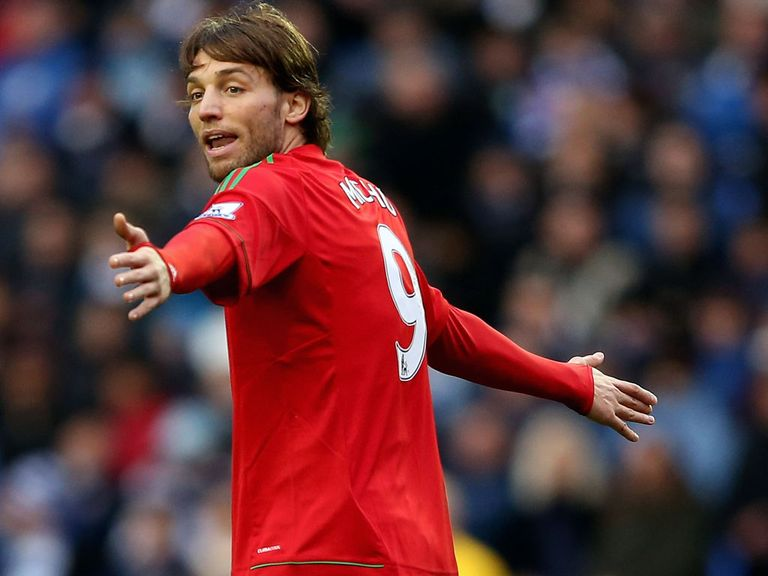 Michu: Misses Fulham clash through injury