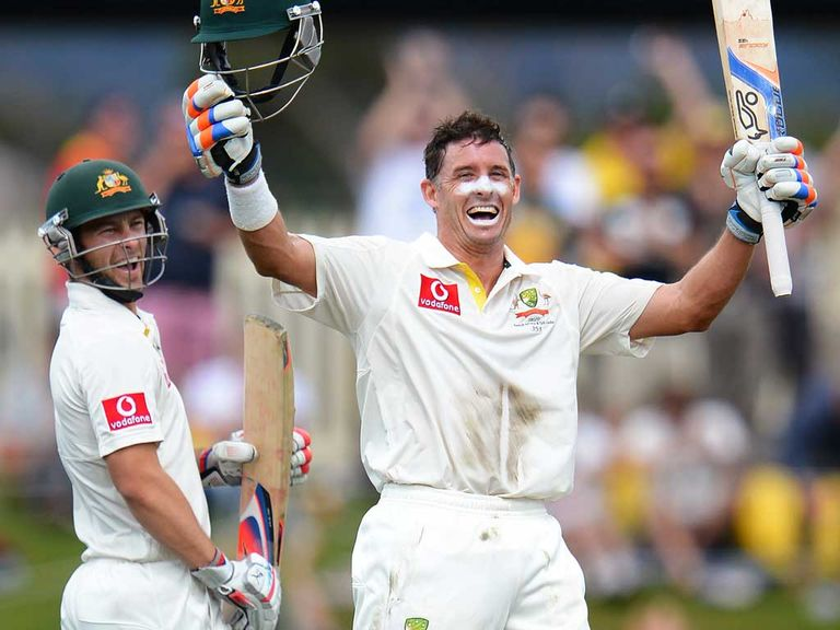 Mike Hussey: Set to play in his last game