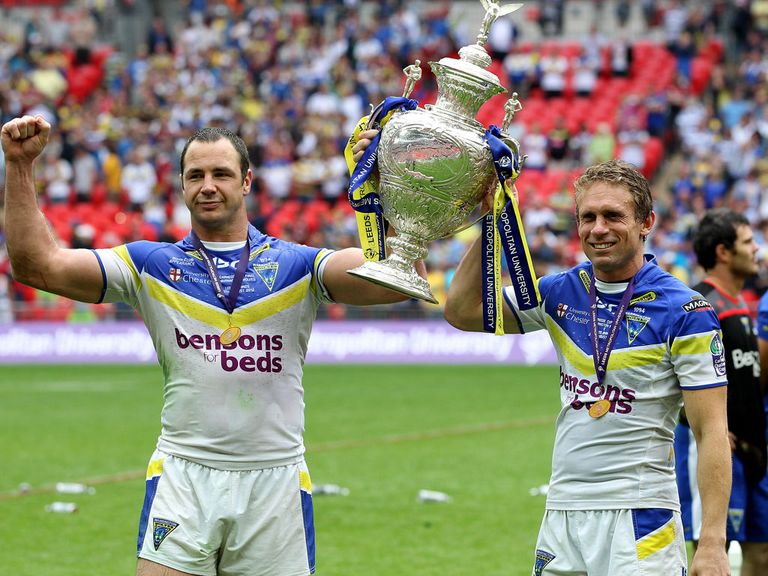 Warrington: Can finally claim the title this season