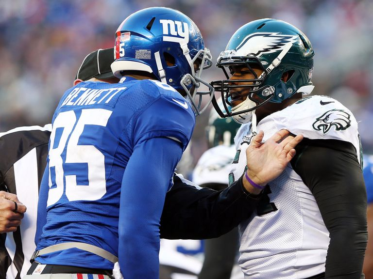 Victory wasn't enough for the New York Giants.