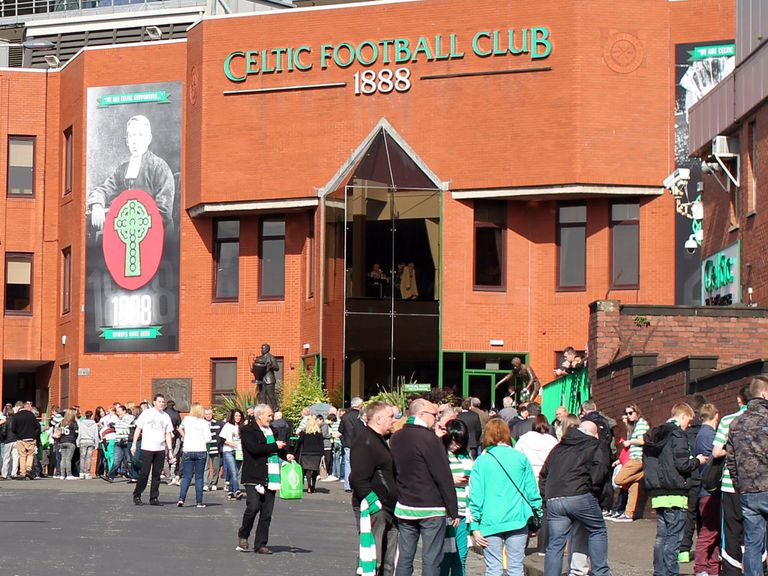 Parkhead: Could host Scotland v Republic of Ireland