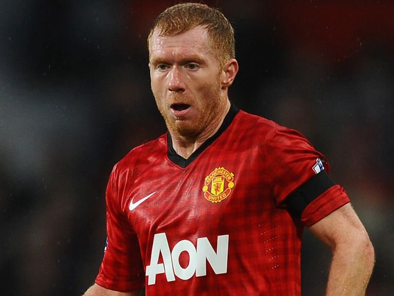 Paul Scholes: Had car stolen