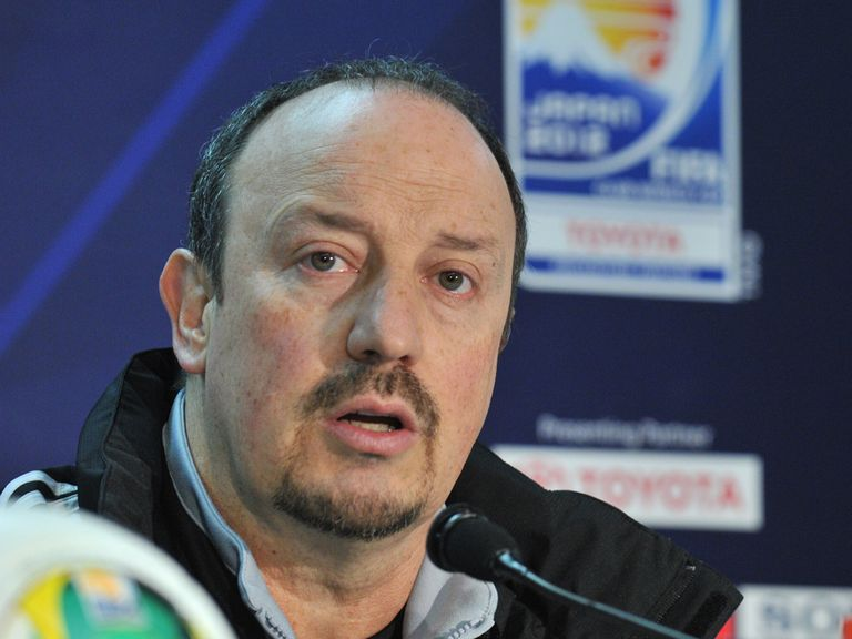 Rafael Benitez: Ready for Monterrey test