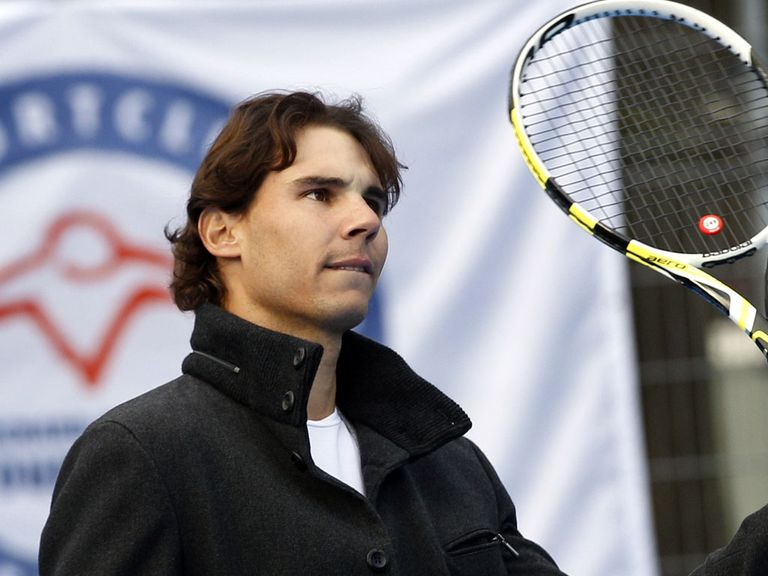 Rafael Nadal: Will not play at the Australian Open