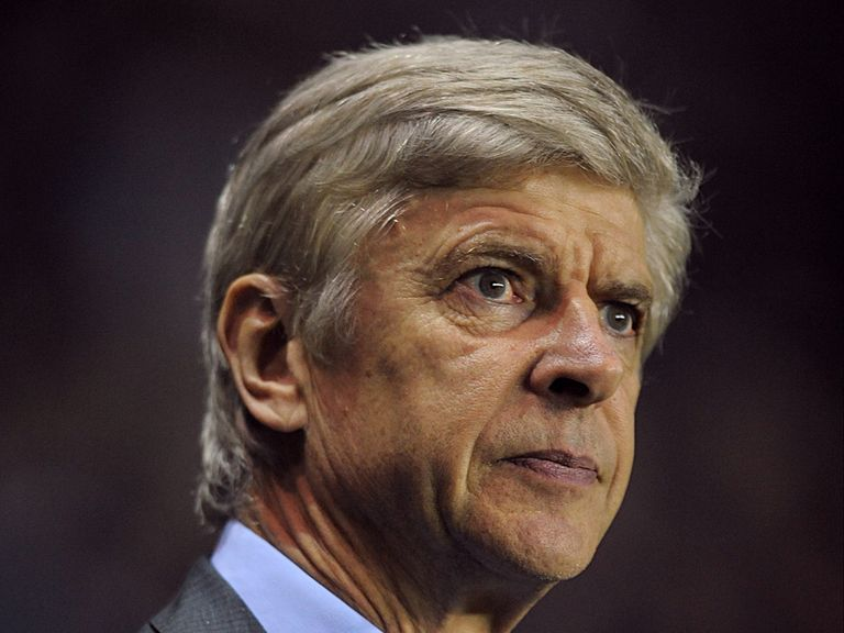 Arsene Wenger: Upbeat over injuries situation