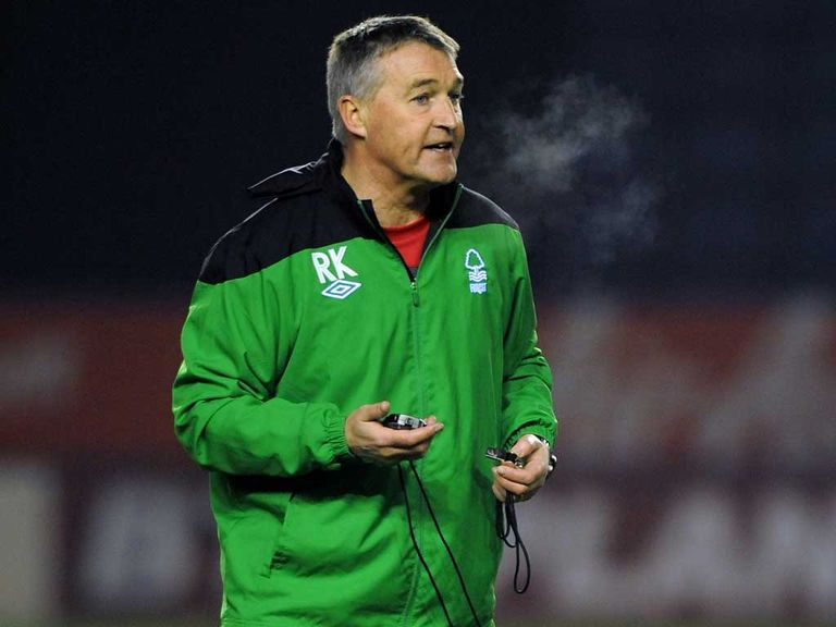 Rob Kelly: Forest 'in safe hands' with assistant boss