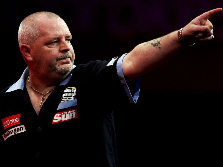 Robert Thornton: Beat Paul Nicholson in sudden death