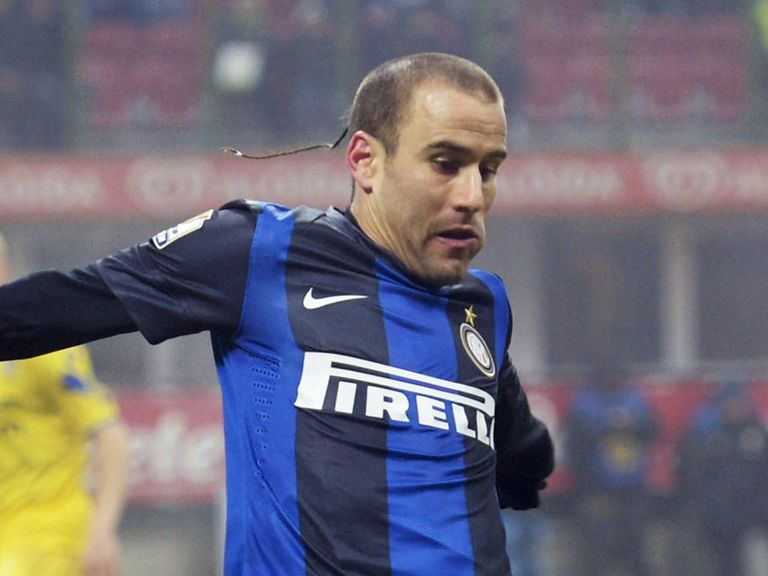 Rodrigo Palacio: Had to play the last 10 minutes in goal