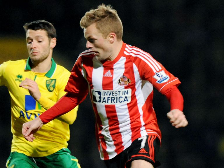 Sebastian Larsson: Determined to put Aston Villa defeat behind him