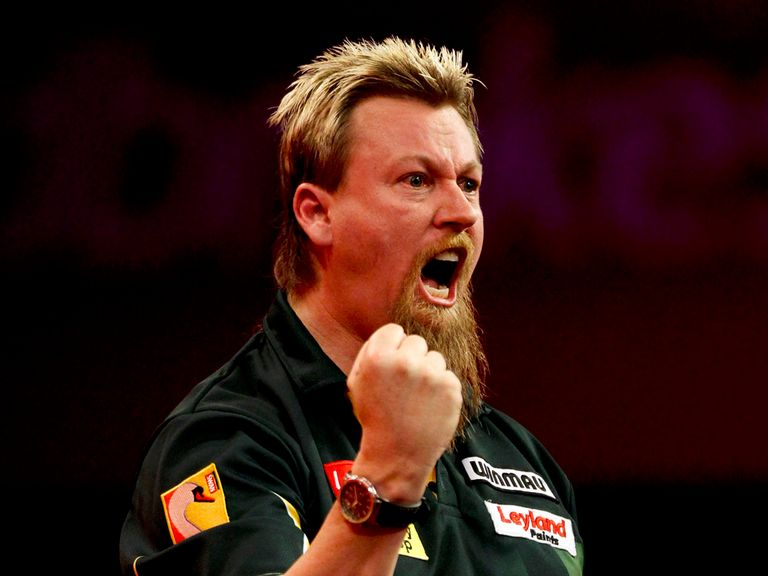 Whitlock: Saw off Dave Chisnall