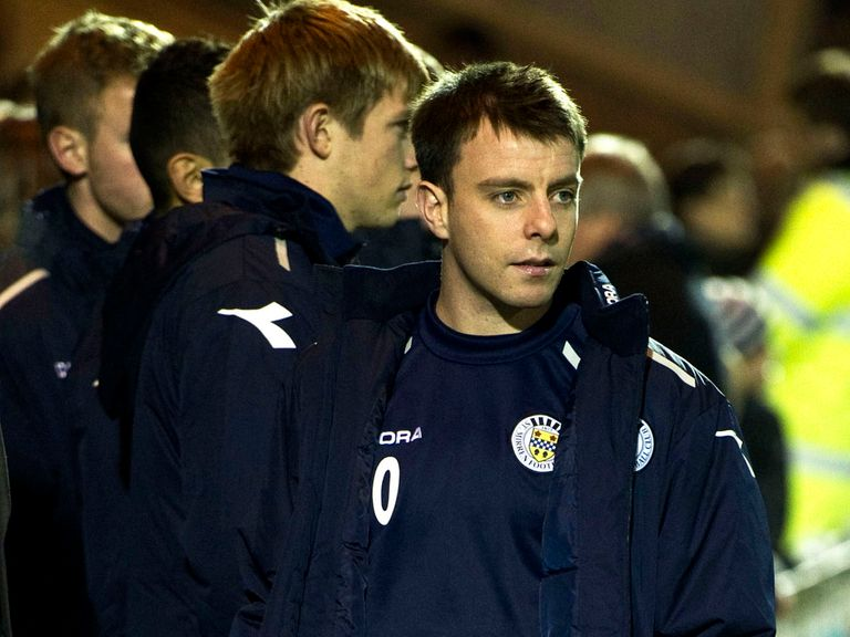 Paul McGowan: Made his comeback on Boxing Day