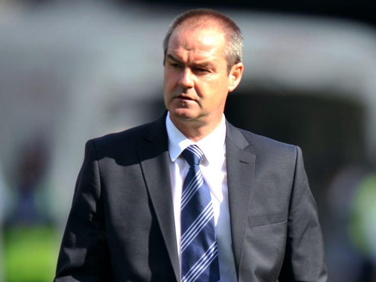 Steve Clarke: Prepares for Norwich clash