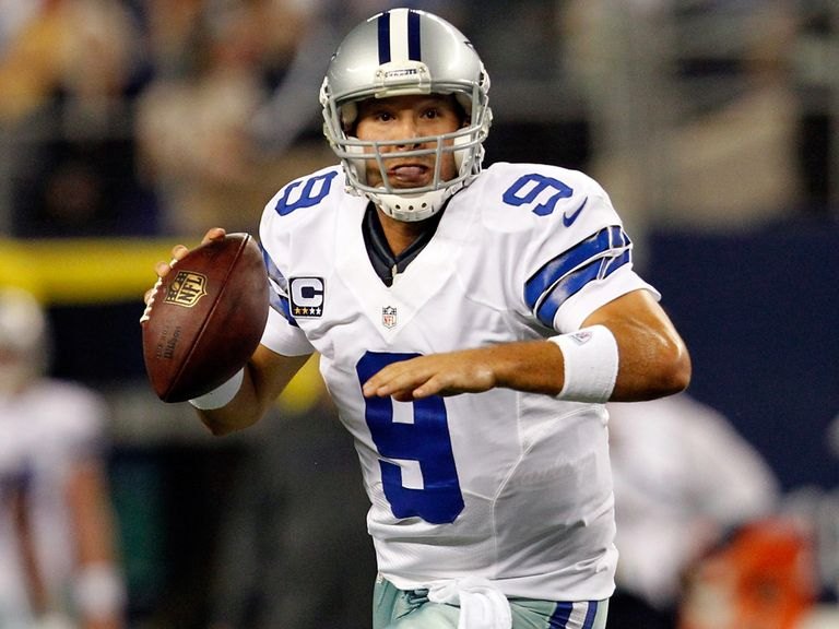 Tony Romo: Set new record