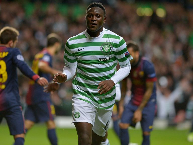 Victor Wanyama: Under contract until 2015