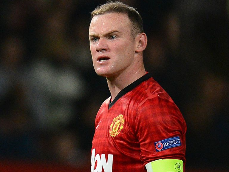 Wayne Rooney: Continues to be linked with a move this summer