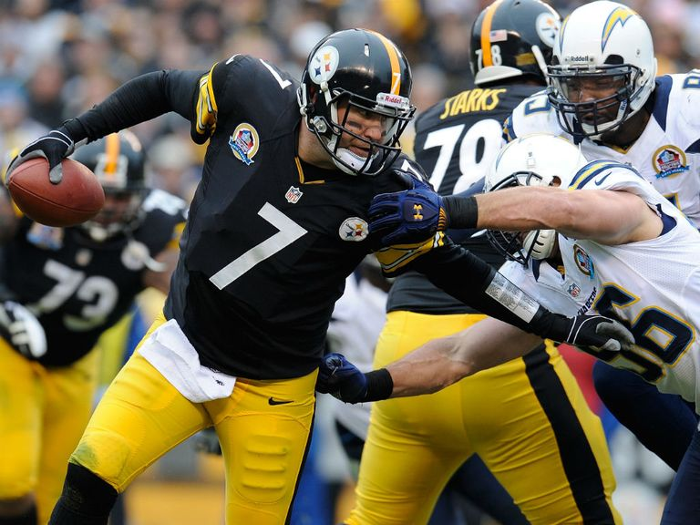 Ben Roethlisberger: Tough return to action against the Chargers