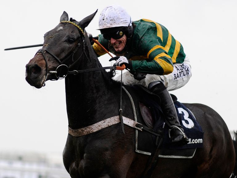 Darlan: Will look to stake his Champion Hurdle claim on Monday