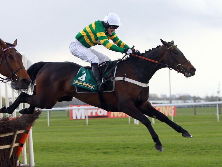 Darlan: Can win the Christmas Hurdle