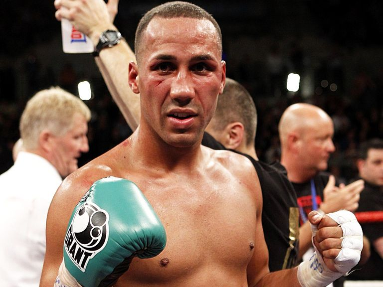 DeGale: Relinquished his European crown