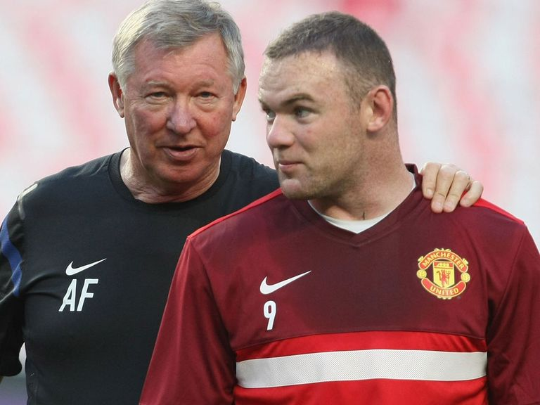 Sir Alex Ferguson: Has praised Wayne Rooney