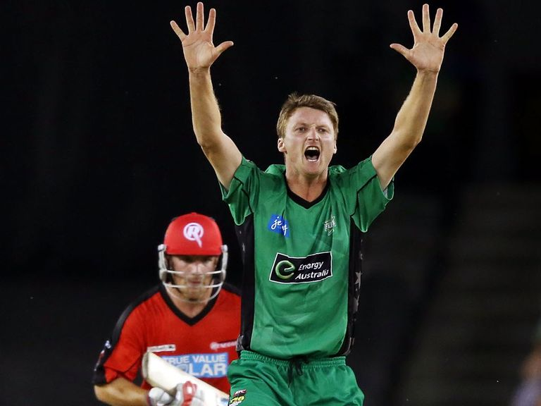 Jackson Bird: Could make Test debut in Boxing Day Test