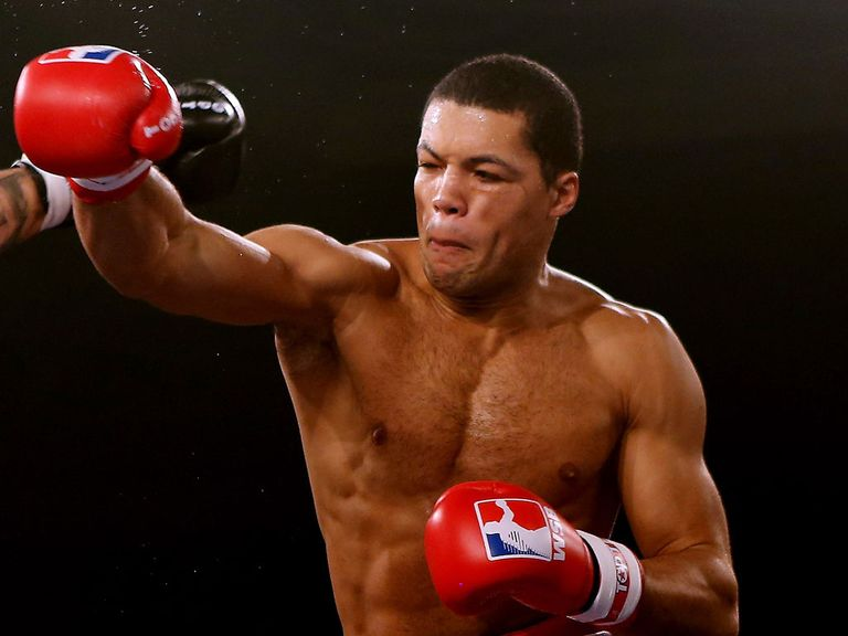 Joe Joyce: Gearing up for Usyk fight