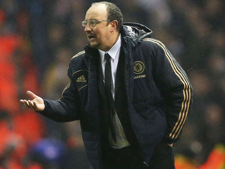 Rafael Benitez: Refusing to dismiss Chelsea's title hopes