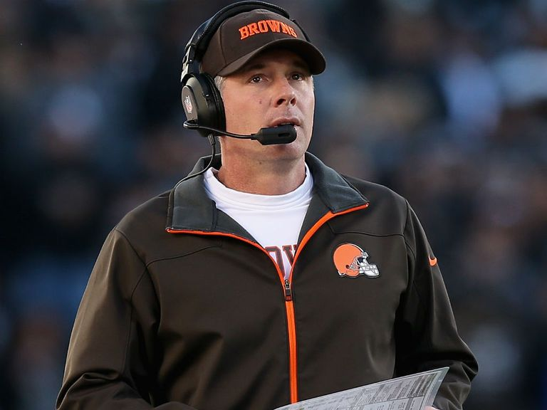 Pat Shurmur: Went 9-23 during his two seasons in charge