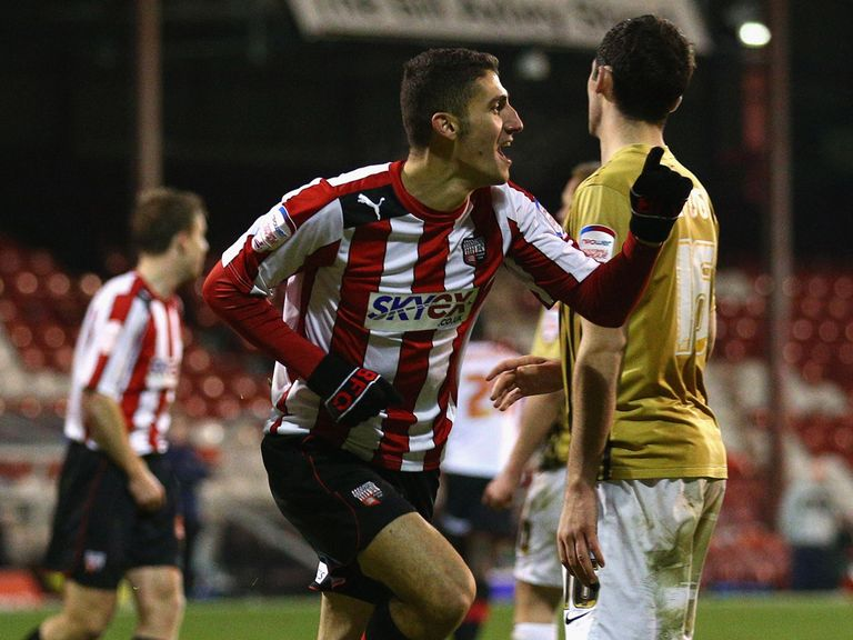 Marcello Trotta: Brentford return