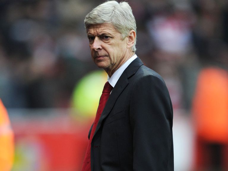 Arsene Wenger: Perturbed over Arsenal's lack of fluency