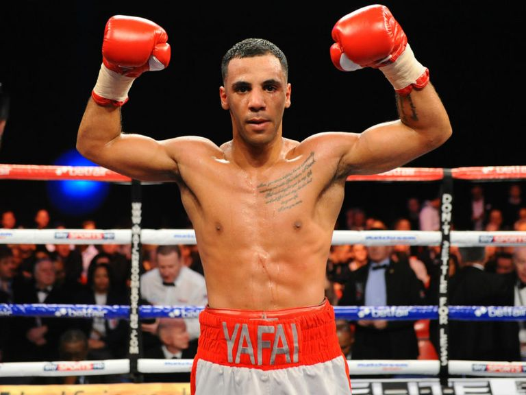 Kal Yafai: Lightning start in pro ranks