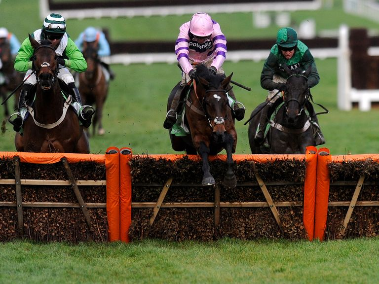 Rock On Ruby (l): Fancied to reverse the form in March