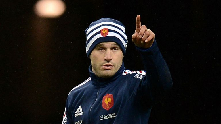 Frederic Michalak: Recalled by France to face Ireland