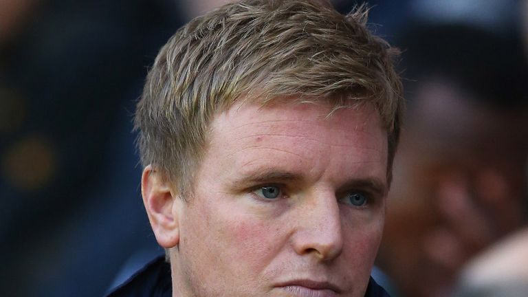 Eddie Howe: Laments loss of three players