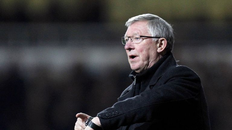 Sir Alex Ferguson: 'Liverpool will always be difficult to beat'