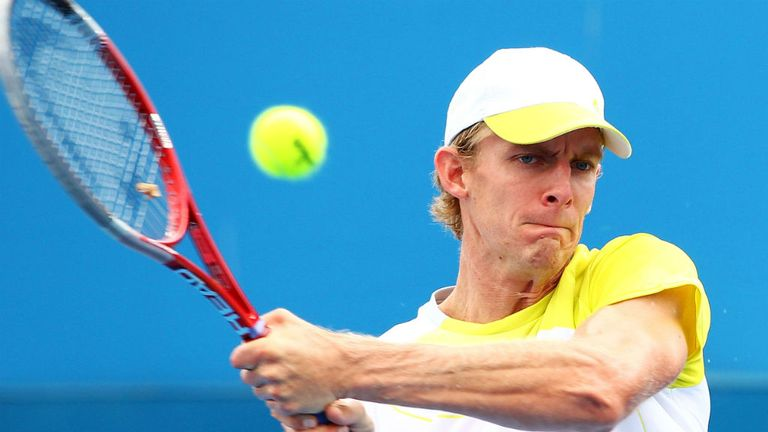 Kevin Anderson: Pleased with his start to the season