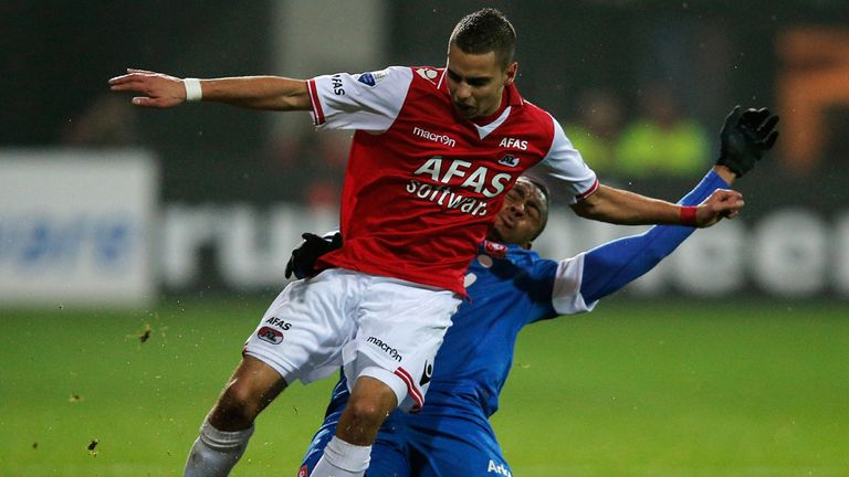 AZ Alkmaar: Face PSV in the final
