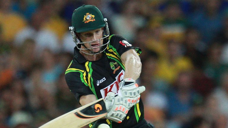 Adam Voges: Set to play Championship cricket for Middlesex