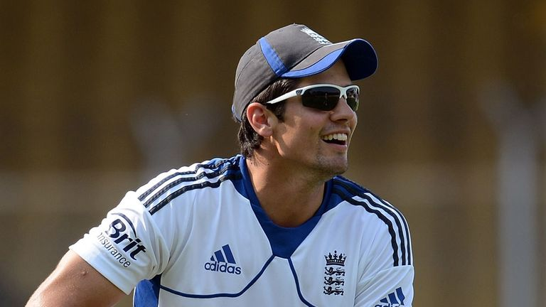 Alastair Cook: Places up for grabs