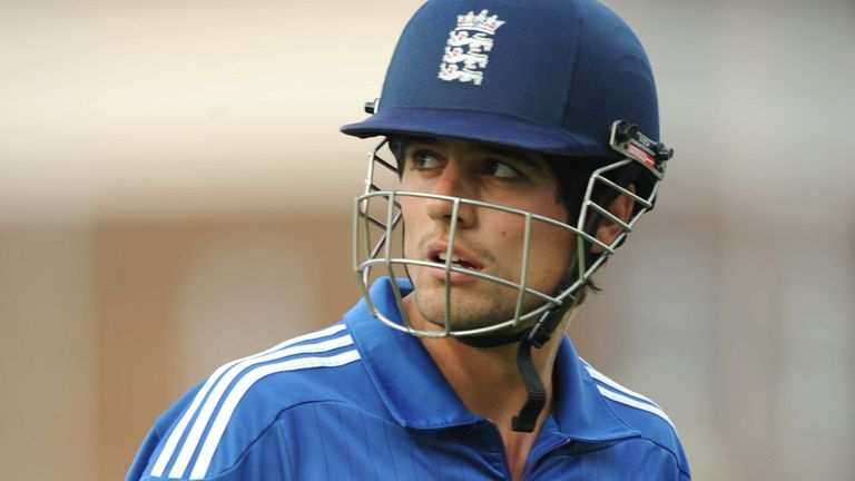 Alastair Cook: Gave credit to India after defeat