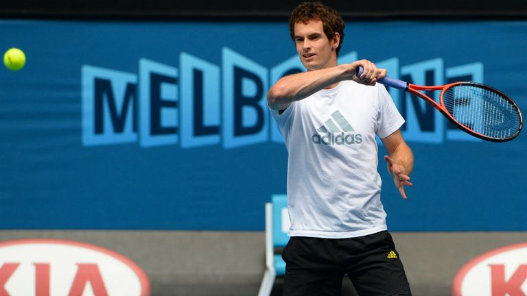 Andy Murray: Thinks tennis should introduce more blood testing