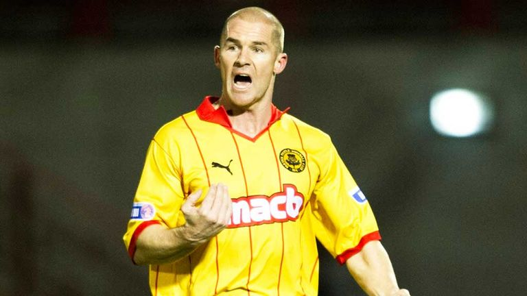 Alan Archibald: Leading Partick back to the SPL