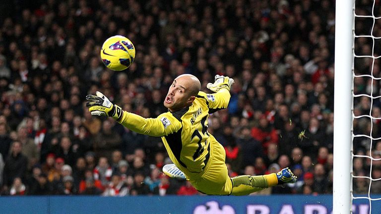 Pepe Reina: Simon Mignolet's widely-tipped move to Anfield casts doubt on the Spanish keeper's Liverpool future