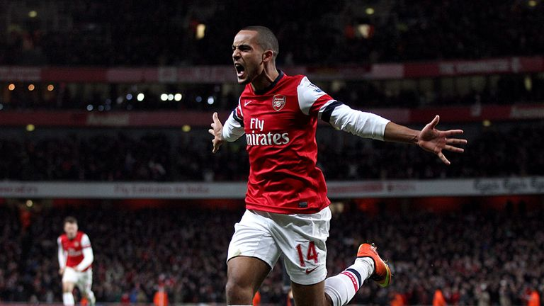 Theo Walcott: Arsenal forward would swap personal achievements for a trophy