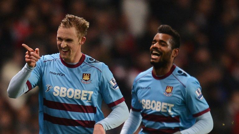 Jack Collison: Moved to Wigan on loan for rest of the season