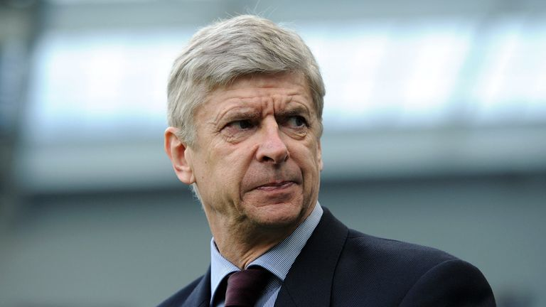 Arsene Wenger: Praised Arsenal's fight at Brighton